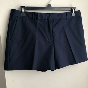 Michael Kors Navy Shorts Size 12 Brand New w/ Tag